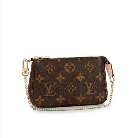 1eb09d6908d0 Louis Vuitton MINI POCHETTE in Monogram